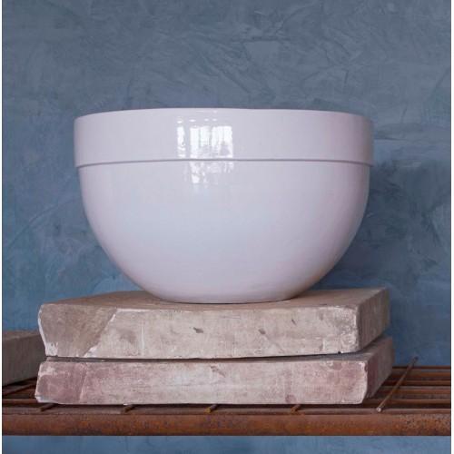 Classic and Design handmade terracotta vases, model Pollux | Laboratorio San Rocco
