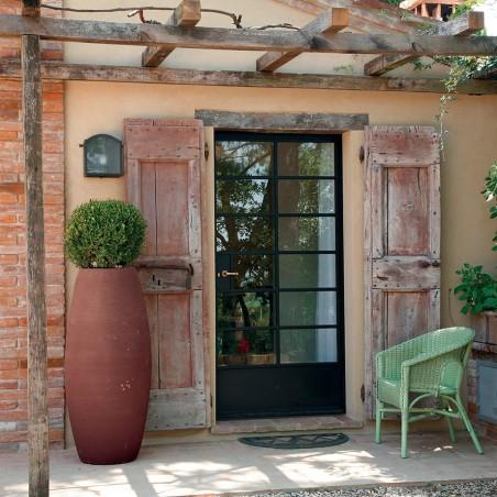 Vaso in terracotta  Yra - Laboratorio San Rocco