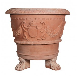 Vaso in terracotta  Conca Granduca - Laboratorio San Rocco