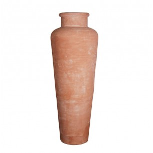 Classic and Design handmade terracotta vases, model Demetra | Laboratorio San Rocco