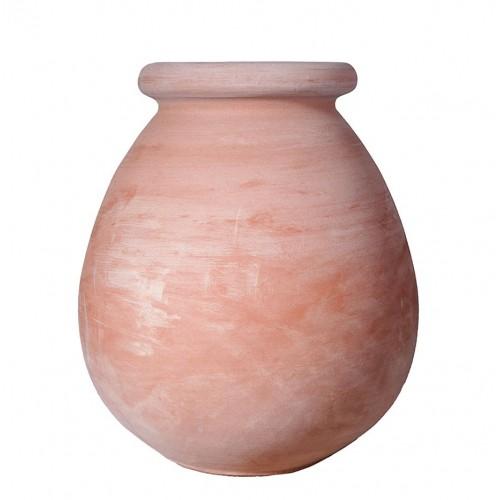 Vasi in terracotta artigianali classici e  di design modello Giara Provenzale  | Laboratorio San Rocco