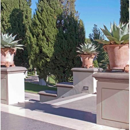 Vaso in terracotta  Napoleone - Laboratorio San Rocco