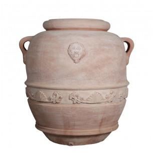 Vasi in terracotta artigianali classici e  di design modello Orcio Classico  | Laboratorio San Rocco