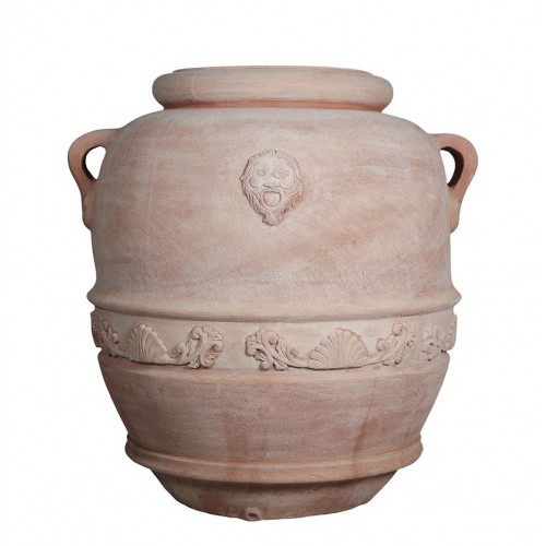 Classic and Design handmade terracotta vases, model Orcio Classico | Laboratorio San Rocco
