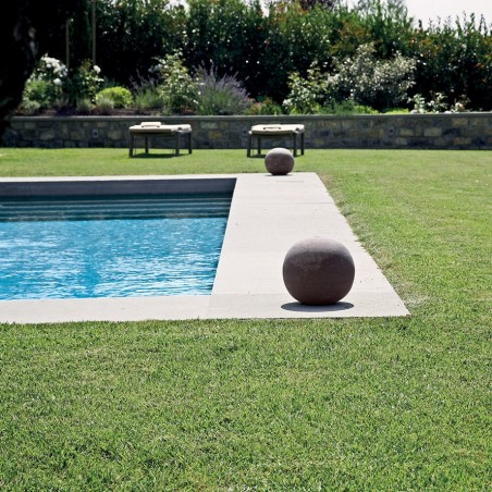 Complementi di arredo per giardino in terracotta artigianale classici e di design modello Sako  | Laboratorio San Rocco