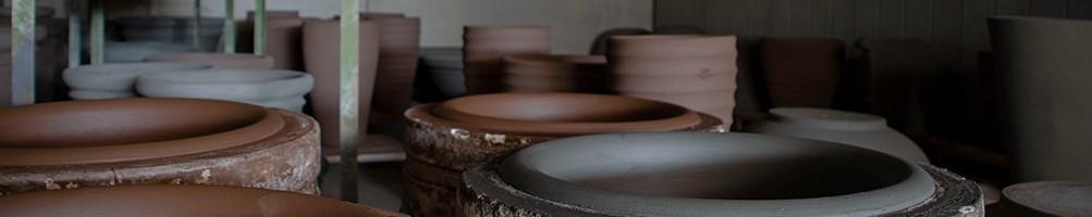 Vasi in terracotta | Laboratorio San Rocco