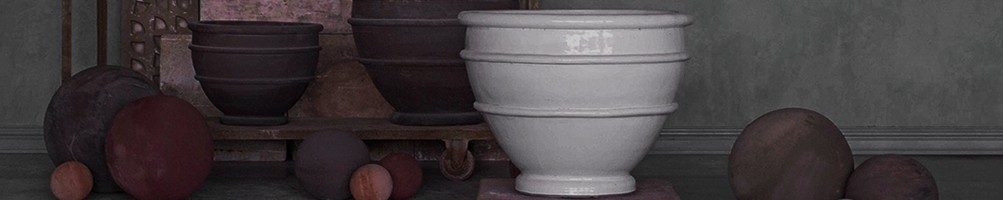 Arredo Giardino in Terracotta | Laboratorio San Rocco